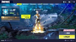 Fortnite Battle Royale live stream 460+ Wins (Doo doo player)