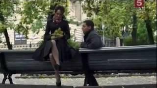 Андрей Лавров и Анна Калашникова в сериале