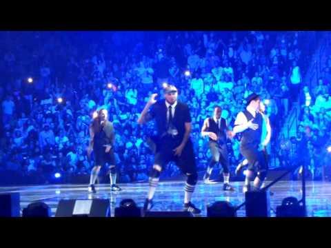 Chris Brown Live In St Paul Minnesota - Poppin' - Love More