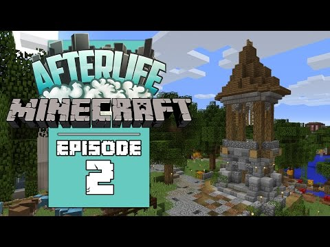 Minecraft - AfterLife #2: The Monument