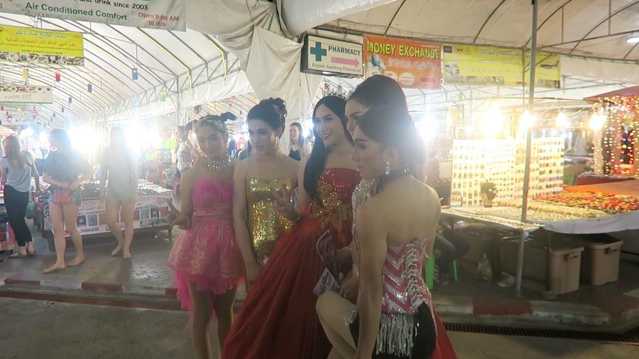 095d68e147 Chiang Mai Night Bazaar Market in Northern Thailand - YouTube