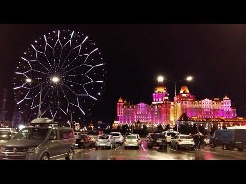 Поездка на новогодние праздники 2019 в Сочи (Адлер). New Year's holidays 2019 in Sochi