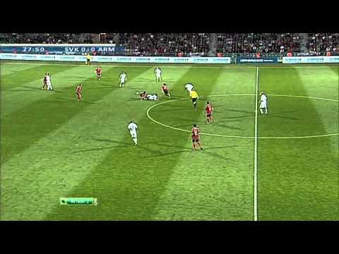 Slovakia 0 - 4 Armenia - 1st Half