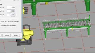 ROBOGUIDE tutorial