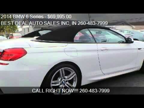 BMW Series I XDrive AWD Dr Convertible For Sale I YouTube - Bmw 640i convertible 2014