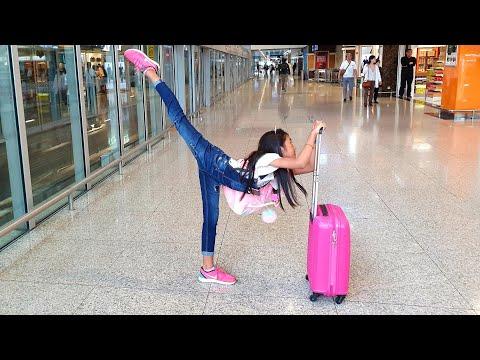 Nayfa Goes To Malaysia Untuk Kompetisi Ice Skating