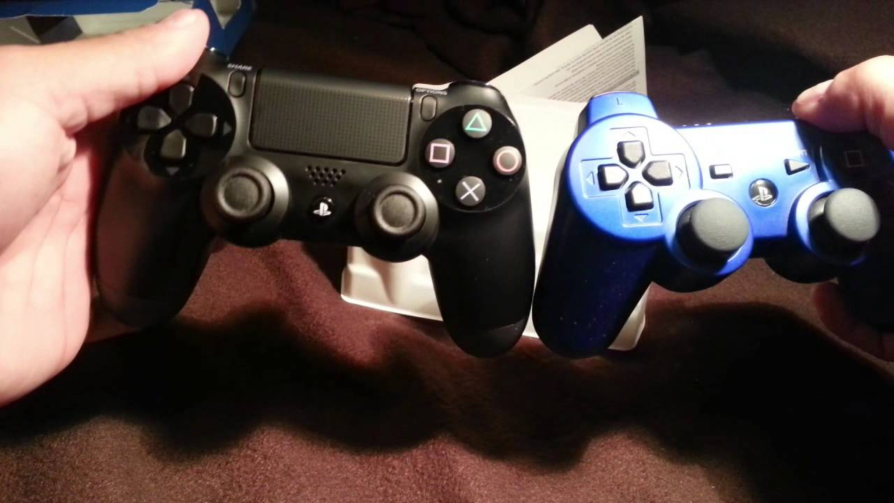 Playstation 4 Dualshock 4 Controller Unboxing Youtube