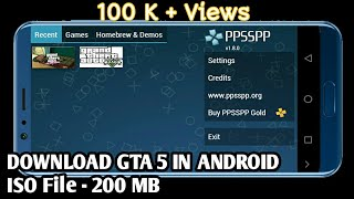 gta 5 file ppsspp download