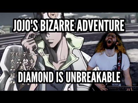 JoJo's Bizarre Adventure: Diamond Is Unbreakable OP - Chase【ft. Aruvn】