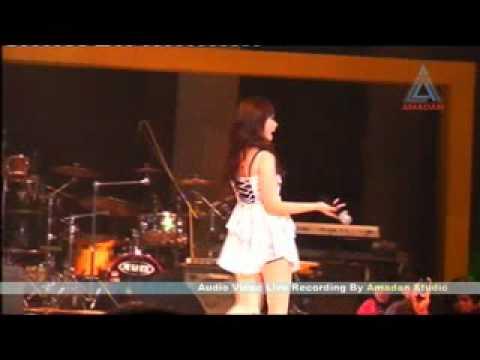 Geisha - Kamu Yang Pertama - Live performance at Sabuga ArdaNesia 22th Aniversary