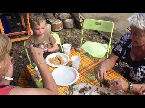 Martinique Repas traditionnel / Martinique Local food