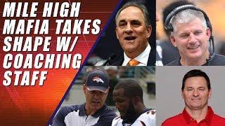 Broncos Coaching Search Complete: Mile High Mafia