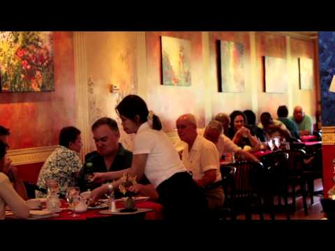 Thai Orchid Restaurant Video - Cayman
