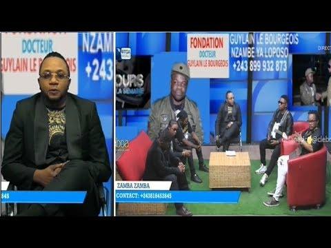ZAMBA ZAMBA : MATANGA YA ADT YANKY MPUY. BA MUSICIENS BALELI MAKASI