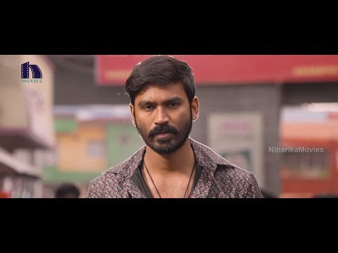Dhanush Returns From Jail and Warns Mime Gopi Gang - Maari Movie Scenes