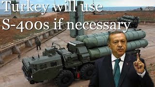 Turkey Not To Depend On US For Air Defense, President Erdoğan says