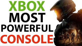 OFFICIAL Project Scarlett NEWS | Xbox To Have The Most POWERFUL Console | Xbox News