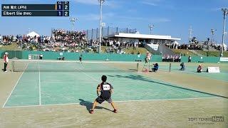 2016アジア選手権 男子シングルス/決勝