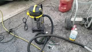 VW Passat TDI ruwe inactief is geen versnelling en zware rook-fix