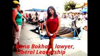 Manitoba Liberals (Rana Bokhari) To Cash In On Justin Trudeau's Popularity