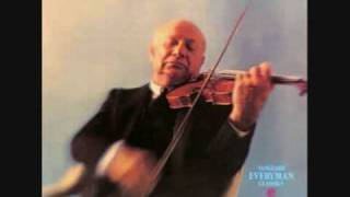 "Mischa Elman plays Dvorak/Kreisler: ""Slavonic Dance No. 2 in E minor"""
