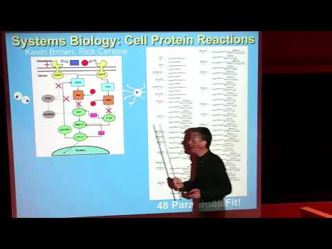 James Sethna: Sloppy models and how science works