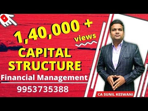 Financial Management (FM) - Capital Structure