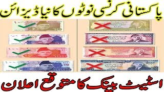 New Pakistani Currency Notes Design Expected Deisgn of new Currency
