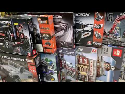 AWESOME AND CHEAP IN BANGKOK | TOYS, ELECTRONICS & CAMERAS