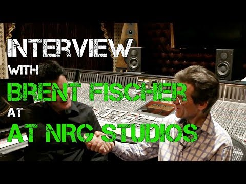 Composer, String & Horn Arranger Brent Fischer at NRG Studios - Warren Huart: Produce Like a Pro