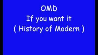 Omd if you want it.wmv