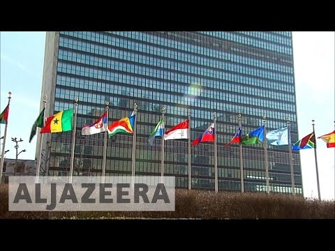 UN accused of suppressing report critical of Middle East