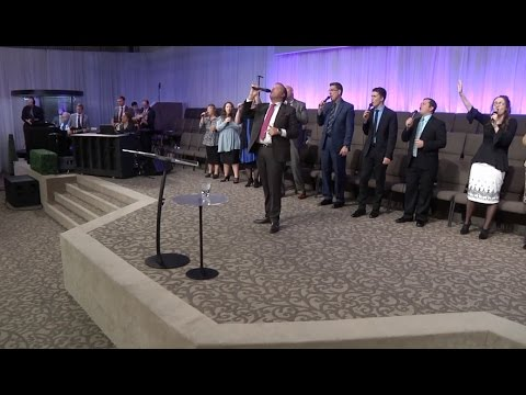 """He Is Here"" – First Apostolic Church"