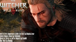 The Witcher 3 Mods #9: Geralt of Rivia Appearance E3 2014