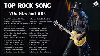 Top Rock Songs Of The 70s 80s and 90s | Best Rock Songs Of All Time