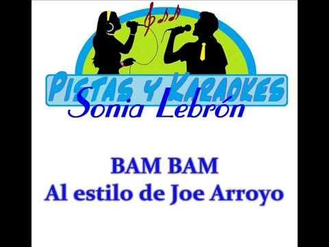 Bam bam   Joe Arroyo   Karaoke sin coros