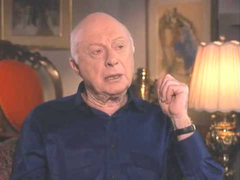 "Norman Lloyd on his film debut in ""Saboteur"" - EMMYTVLEGENDS.ORG"