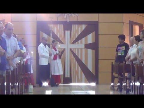 Canto de Entrada - Missa do 3º Domingo do Tempo Comum (24.01.2016)