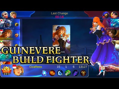 New Hero Guinevere Fighter or Mage? - Mobile Legends Bang Bang
