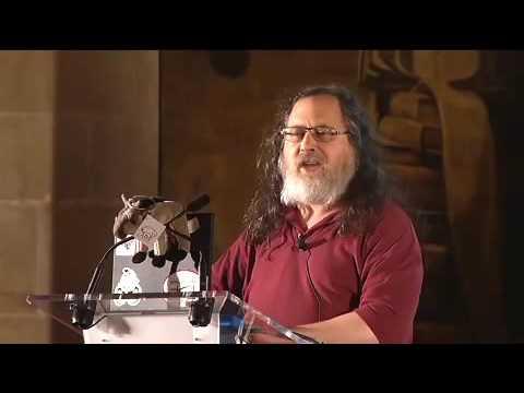 European Dialogues: Richard Stallman