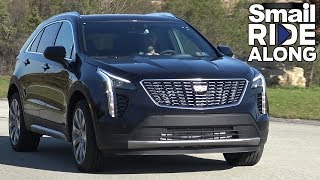 2019 Cadillac XT4 - Test Drive with Features Demonstration - Smail Ride Along