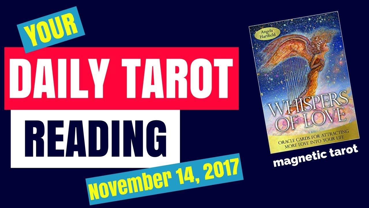 november 14 tarot card