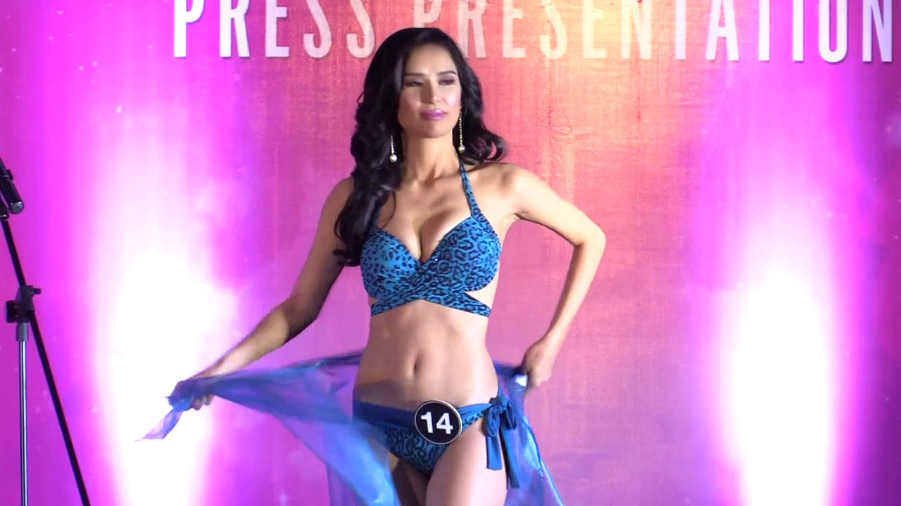 Bb  Pilipinas 2018 candidates presented to media