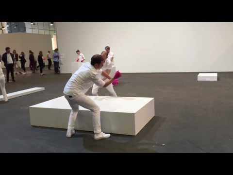 Art Unlimited - Tutte Le Installazioni Interattive, Art Basel, Basilea 2016
