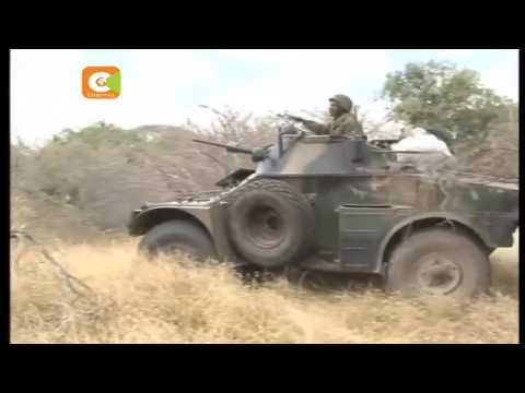 KDF washambuliana na Al Shabaab nchini Somalia