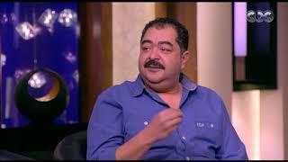 هنا العاصمة | طارق عبد العزيز يحكي عن كواليس شخصيته في مسلسل رحيم