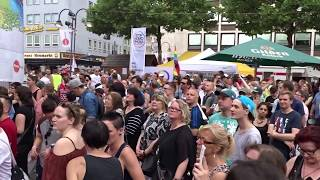 Daniel Schuhmacher Live @Cologne Pride 2017 – Hey Hey