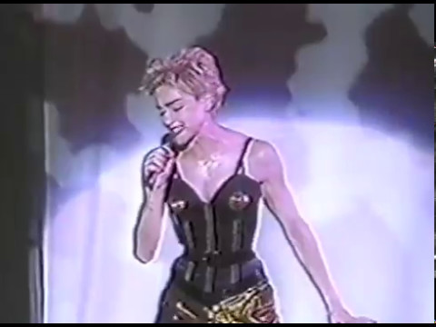 MADONNA Causing A Commotion LIVE MIAMI JUNE 1987