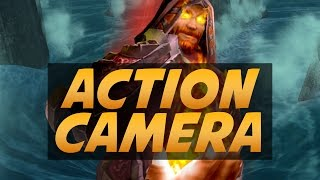 WoW Legion Action Camera - First PvP Perspective