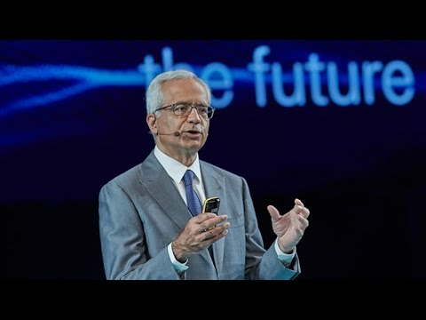 Schlumberger Executive Vice President – Technology, Plenary Address at the SIS Global Forum 2019